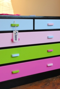 bertie basset upcycled painted dresser chest of drawers